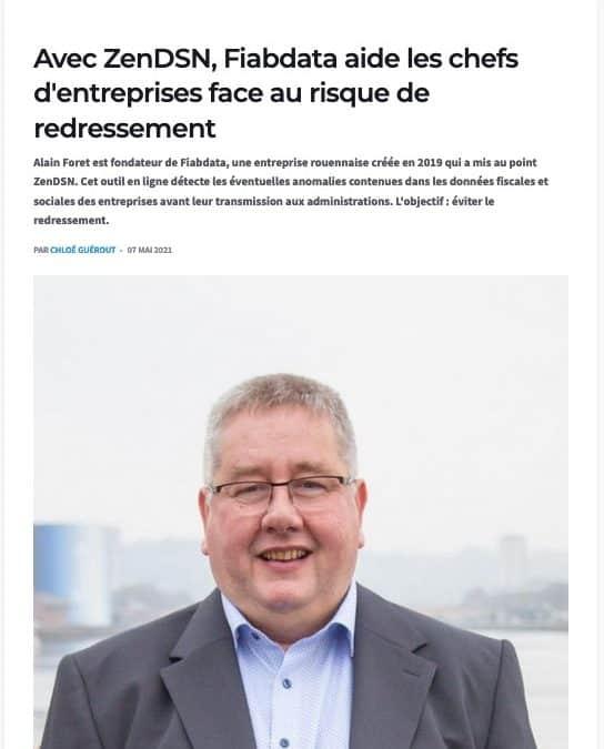 La Gazette Normandie parle de nous !